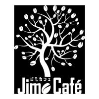 JimoCafe | ジモカフェ | 福岡 遠賀 | 新鮮地野菜 | 肉と魚 | ログハウス Logo